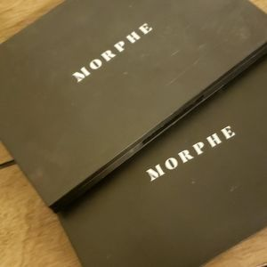 Set of 2 morphe palettes